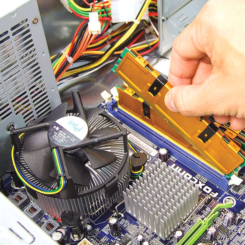 Ремонт оперативной памяти компьютера